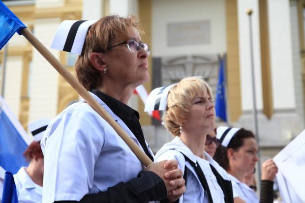 Na Dolnym Śląsku też szykują się strajki pielęgniarek
