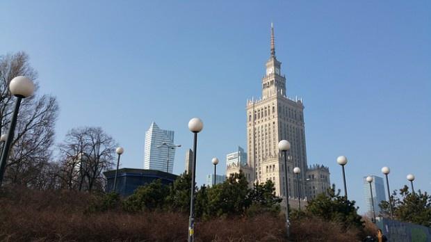 Pałac Nauki i Kultury walczy o turystów. Nietypową aplikacją