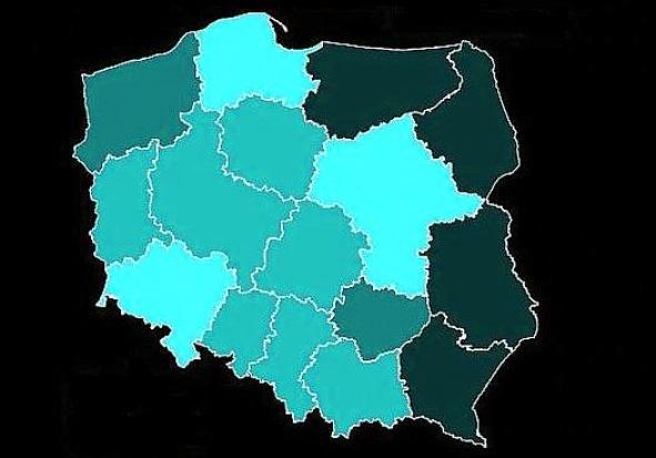 Zarobki urzędników w Polsce: Przepaść rośnie. Kierownik w urzędzie w lubelskim zarabia ledwie połowę tego co w stolicy