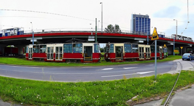 Sosnowiec. Propozycja nowej linii tramwajowej do Dąbrowy Górniczej