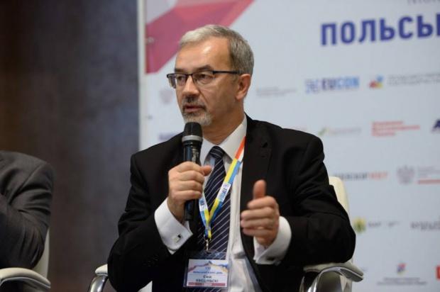 Jerzy Kwieciński, sekretarz stanu w Ministerstwie Rozwoju (fot. Facebook)