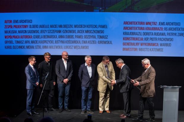 """Gala konkursu architektonicznego tygodnika """"Polityka"""""""