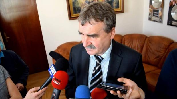 62-letni Lubawski sprawuje funkcję prezydenta od 2002 r. (fot.youtube.com)