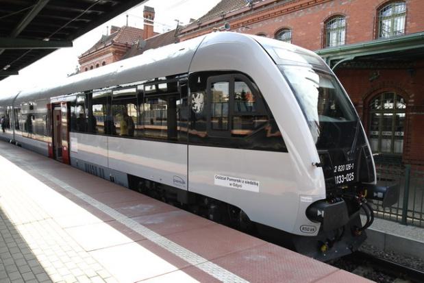 Rewitalizacja linii kolejowej Malbork - Gardeja