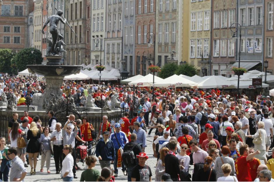 Gdańsk policzył, co dało mu Euro 2012