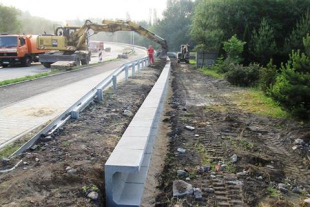 ddany do użytku w styczniu 2014 r. pierwszy odcinek N-S liczy ok. kilometra (fot.rudaslaska.eu)