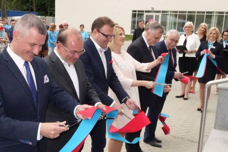 Radomskie Centrum Onkologii otwarte. Jedyne takie w regionie