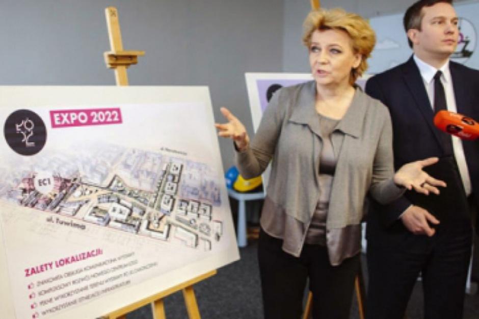 Wystawa EXPO 2022: Jest zgoda na zgłoszenie Łodzi do organizacji wydarzenia