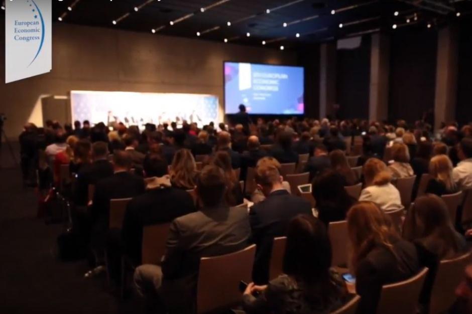 Europejski Kongres Gospodarczy. Przeżyjmy to jeszcze raz (wideo)