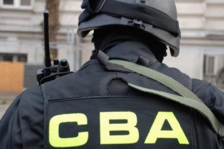 CBA w siedzibie straży miejskiej w Warszawie. Na celowniku przetargi i zamówienia