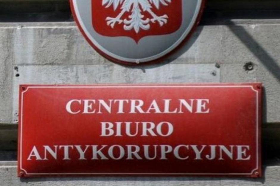 CBA weszło do urzędów marszałkowskich