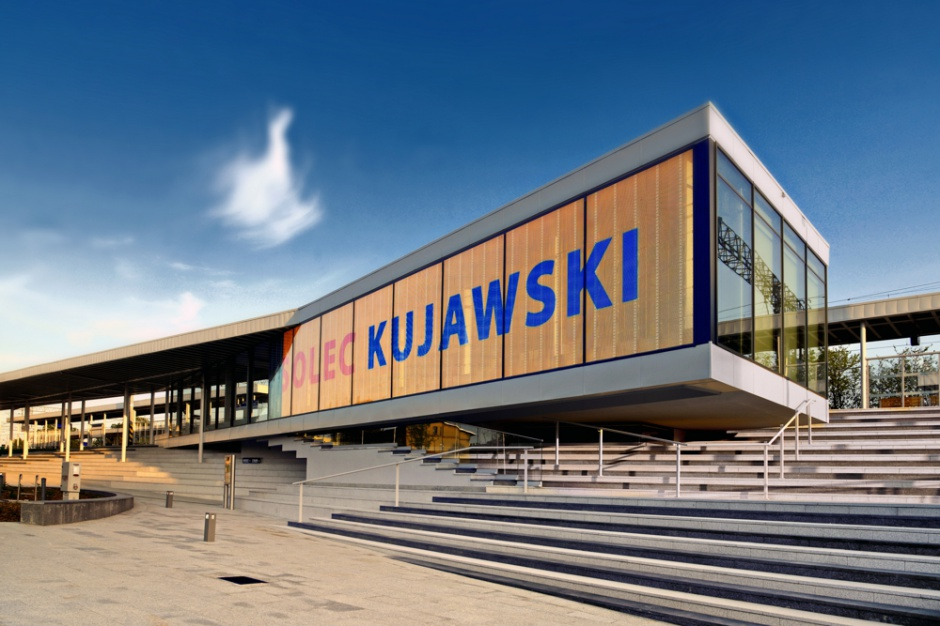 Nowy dworzec w Solcu Kujawskim otwarty