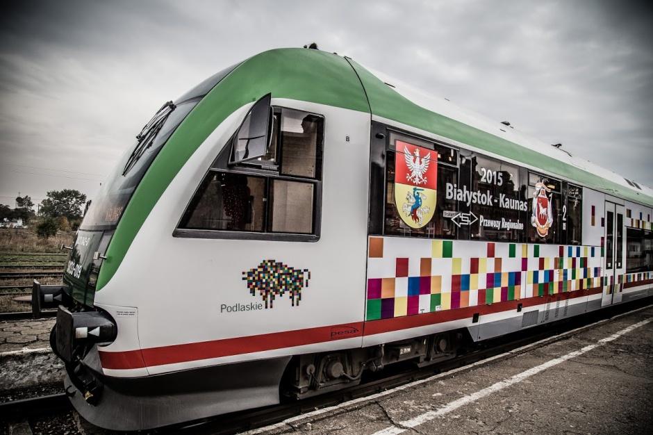 W weekend na Litwę. Rusza kolejowa komunikacja Białystok - Kowno