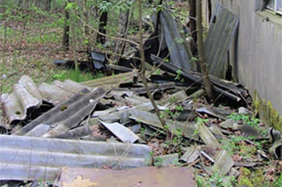 NIK: Program oczyszczania kraju z azbestu wymaga pilnych zmian