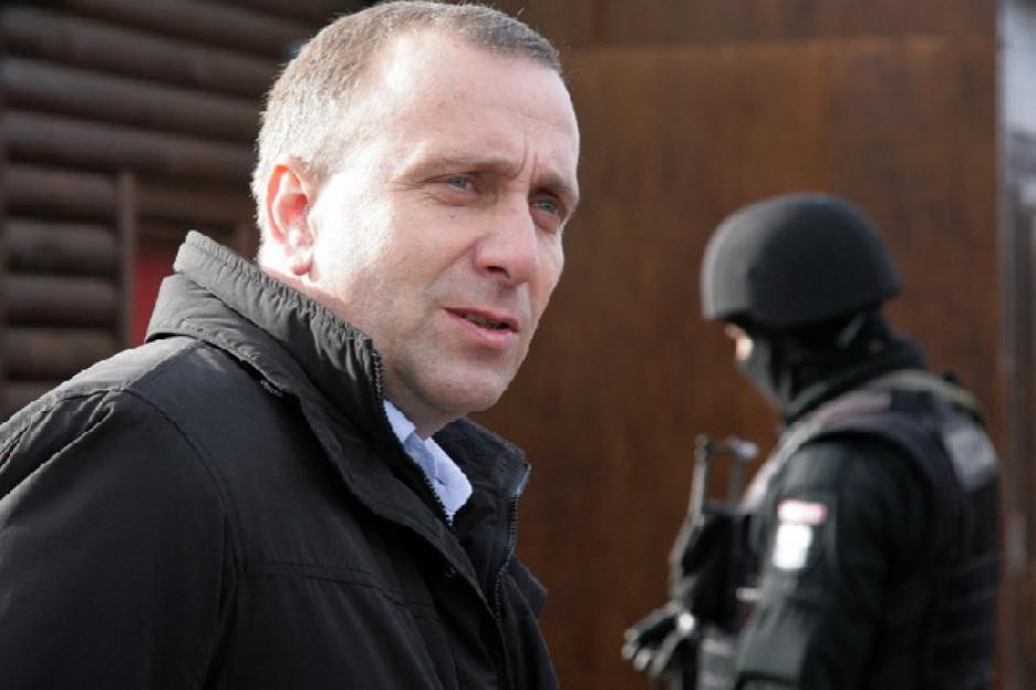 Grzegorz Schetyna: kontrole CBA w urzędach to próba zastraszenia samorządowców