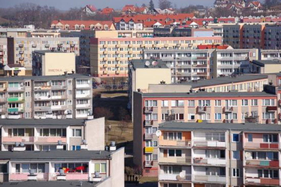 GUS: W kujawsko-pomorskim największy wzrost liczby oddanych mieszkań