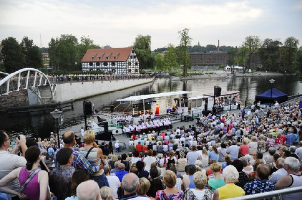 Bydgoszcz. Pomost gotowy, wkrótce pierwsze koncerty