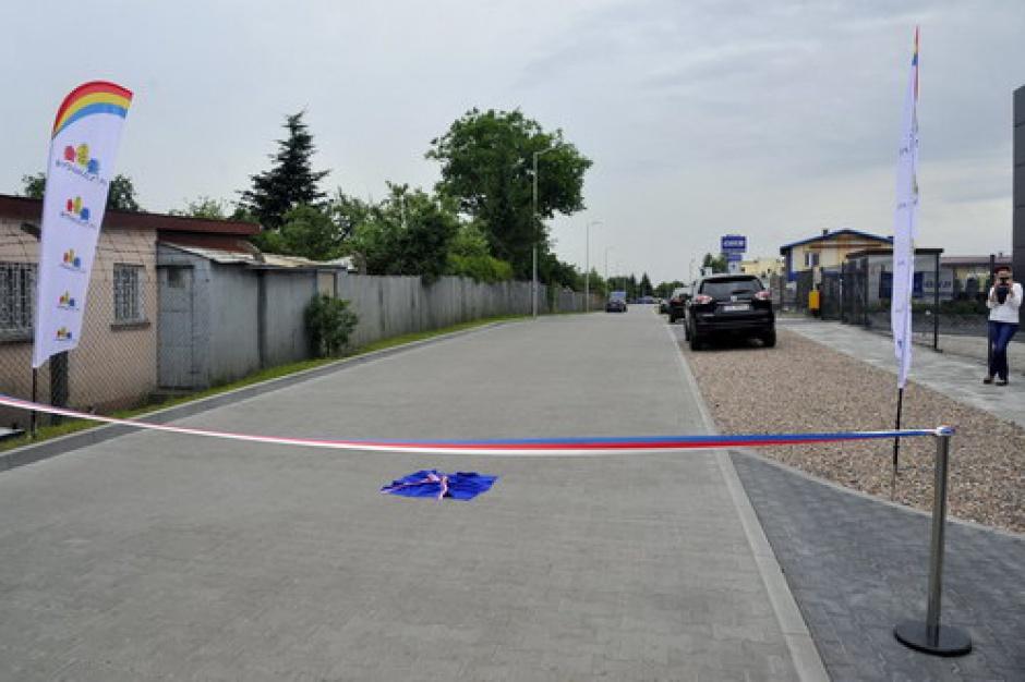 Bydgoszcz. Ulica Górzyskowo ma nową nawierzchnię