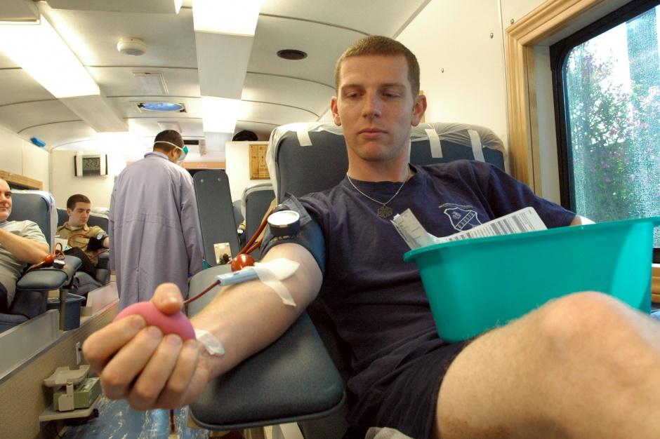 Wielki Piknik Krwiodawstwa 2016: Będą bić rekord w ilości oddanej krwi