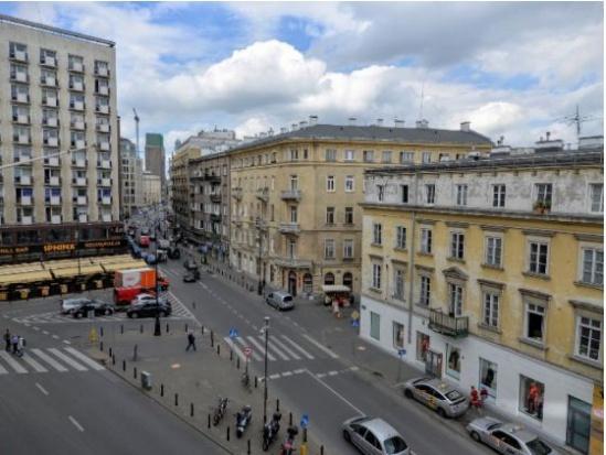 Warszawa szuka pomysłu na zagospodarowania placu Pięciu Rogów