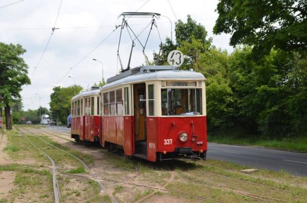 Łódź. Rusza Turystyczna Linia Tramwajowa