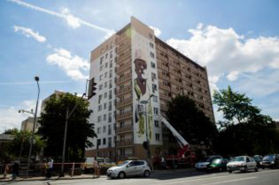 Radom. Powstaje mural upamiętniający wydarzenia Czerwca '76