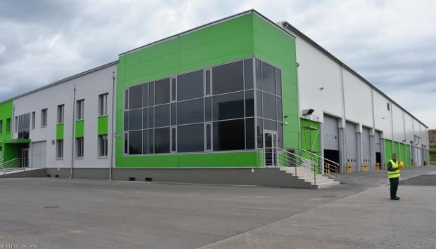 Nowa sortownia odpadów w Białymstoku już pracuje