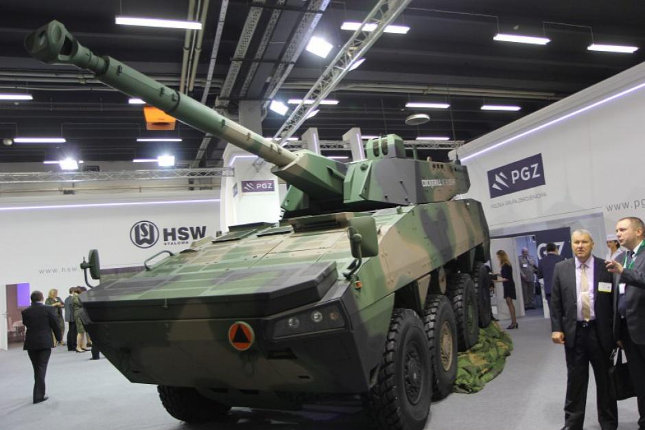Radom chce mieć siedzibę Polskiej Grupy Zbrojeniowej