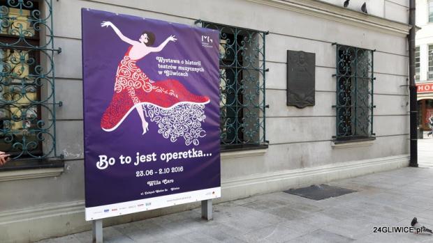 Gliwicki Teatr Muzyczny: Wystawa z personalnym konfliktem w tle