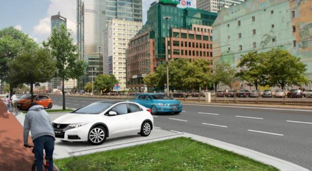 Projekt przebudowy ulicy przygotowuje na zlecenie ZDM firma Polska Inżynieria. fot. ZDM