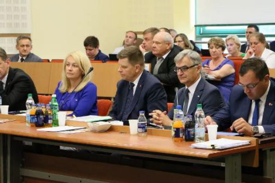 Zarząd województwa podlaskiego z absolutorium