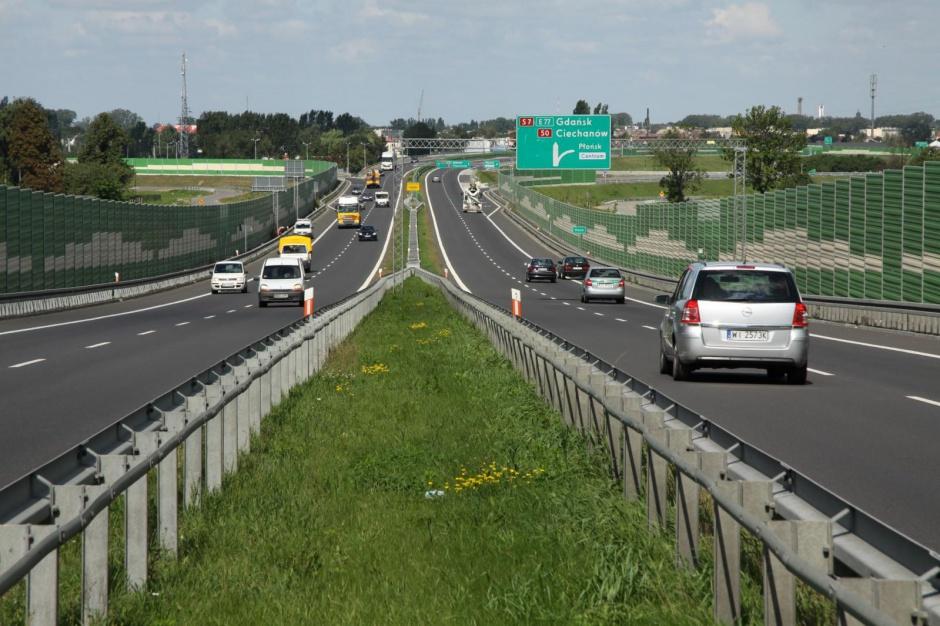 Powstanie 120 km dróg ekspresowych w centralnej, wschodniej i południowej Polsce