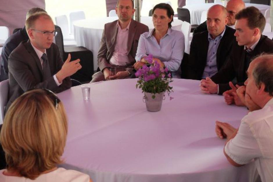 W Łodzi może powstać park technologiczny dla chińskich inwestorów
