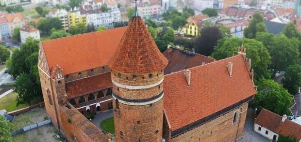 Olsztyn. Wystawa z okazji 1050. rocznicy chrztu Polski