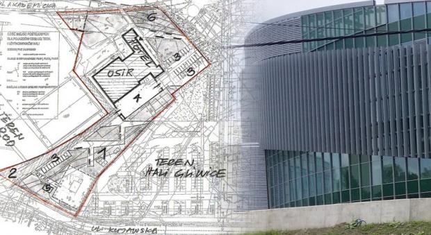 Gliwice: brakuje chętnych na zagospodarowanie terenu przy nowej hali