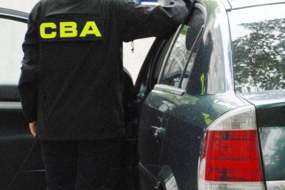 Agenci CBA w Specjalnych Strefach Ekonomicznych