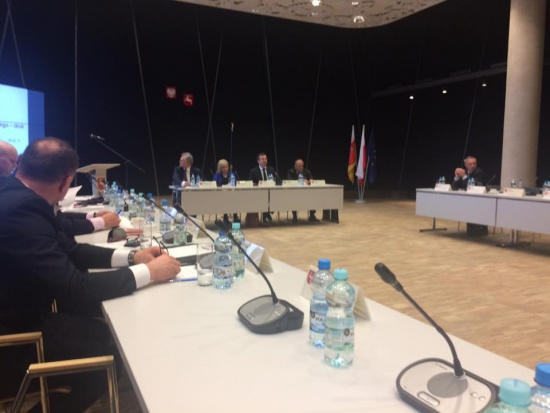 Lubelski sejmik udzielił absolutorium zarządowi województwa