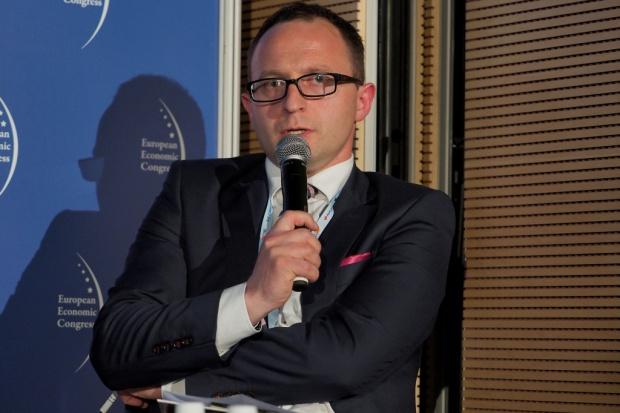 Marcin Skierawski, wiceprezydent Sopotu. Fot. : PTWP