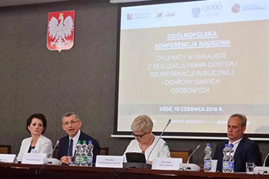 Krzysztof Kwiatkowski, NIK: należy ujednolicić zasady dostępu do informacji publicznej
