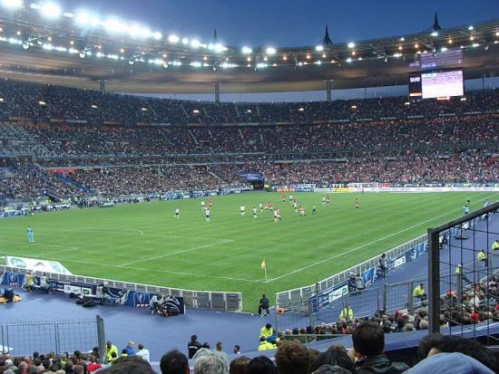 Stade de France - arena finału Euro 2016 powstała w formule PPP