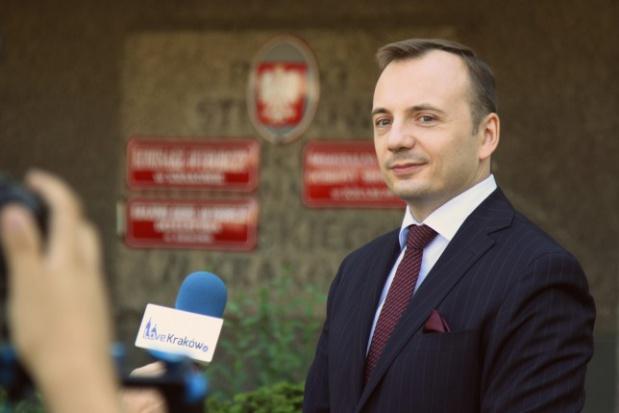 Łukasz Gibała w ostatnich wyborach kandydował do Senatu (fot.gibala.pl)