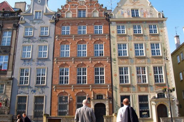 W najlepszym punkcie Gdańska powstaje hotel