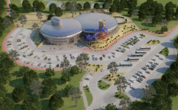 Słupsk: powstała spółka, która dokończy budowę aquaparku