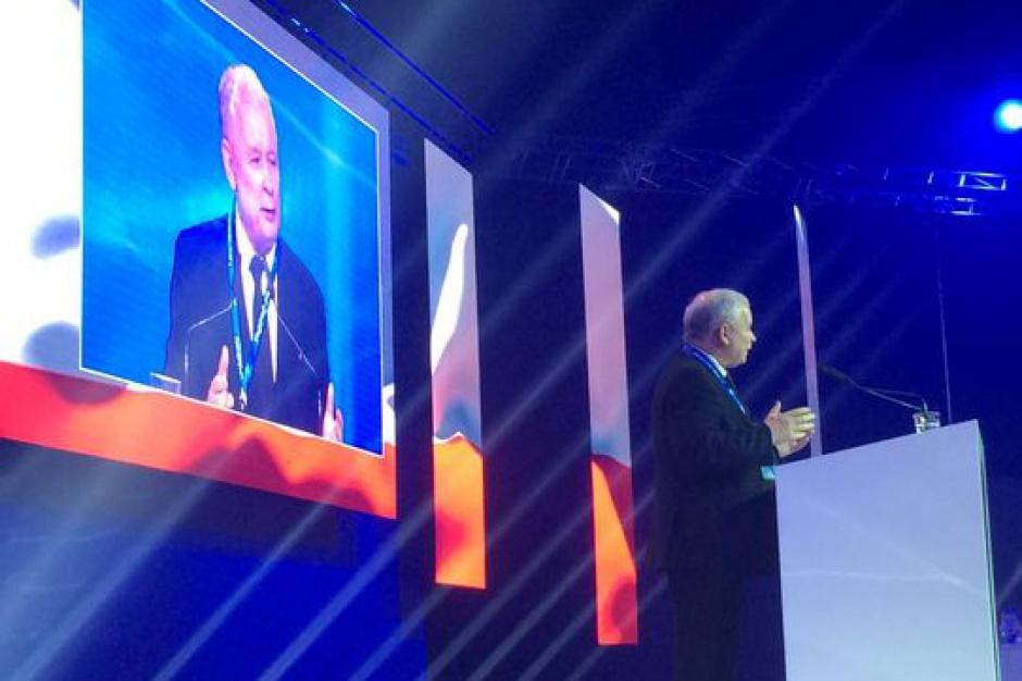 Kongres PiS, Kaczyński o wyborach samorządowych: Mieliśmy prawo do podejrzeń