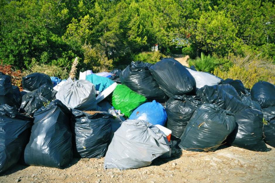 Wolontariusze znieśli 280 kg śmieci z tatrzańskich szlaków