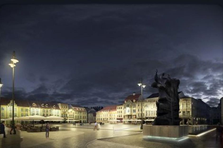 Bydgoszcz. Rewitalizacja Starego Rynku