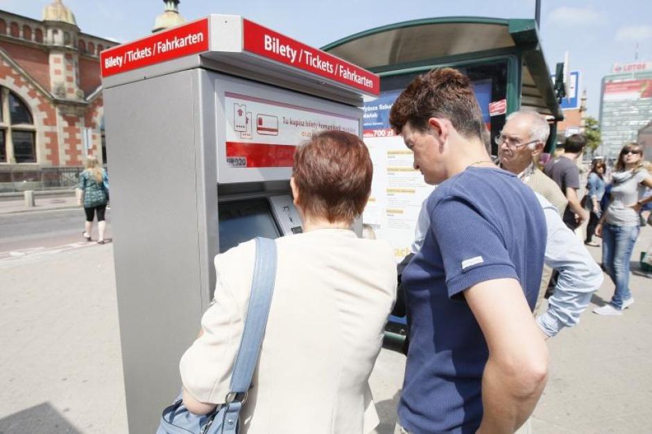 Gdańsk. Przybędzie 30 nowych automatów biletowych