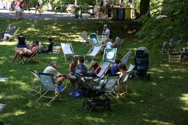 Kraków. Parki zapraszają na letnie pikniki
