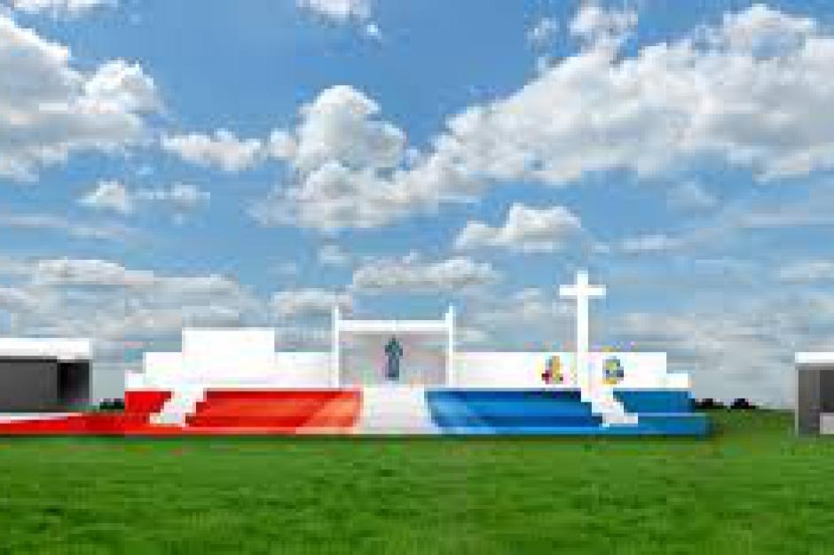 Światowe Dni Młodzieży. Ruszyła budowa ołtarza w Brzegach