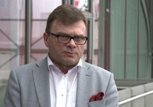 Jerzy Ziaja, prezes zarządu Ogólnopolskiej Izby Gospodarczej Recyklingu (fot.newseria)